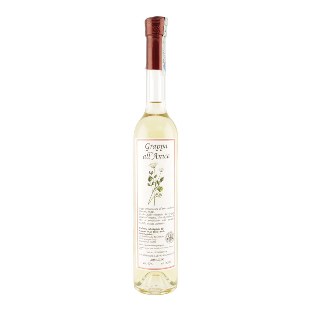 Aniseed Grappa 20 cl