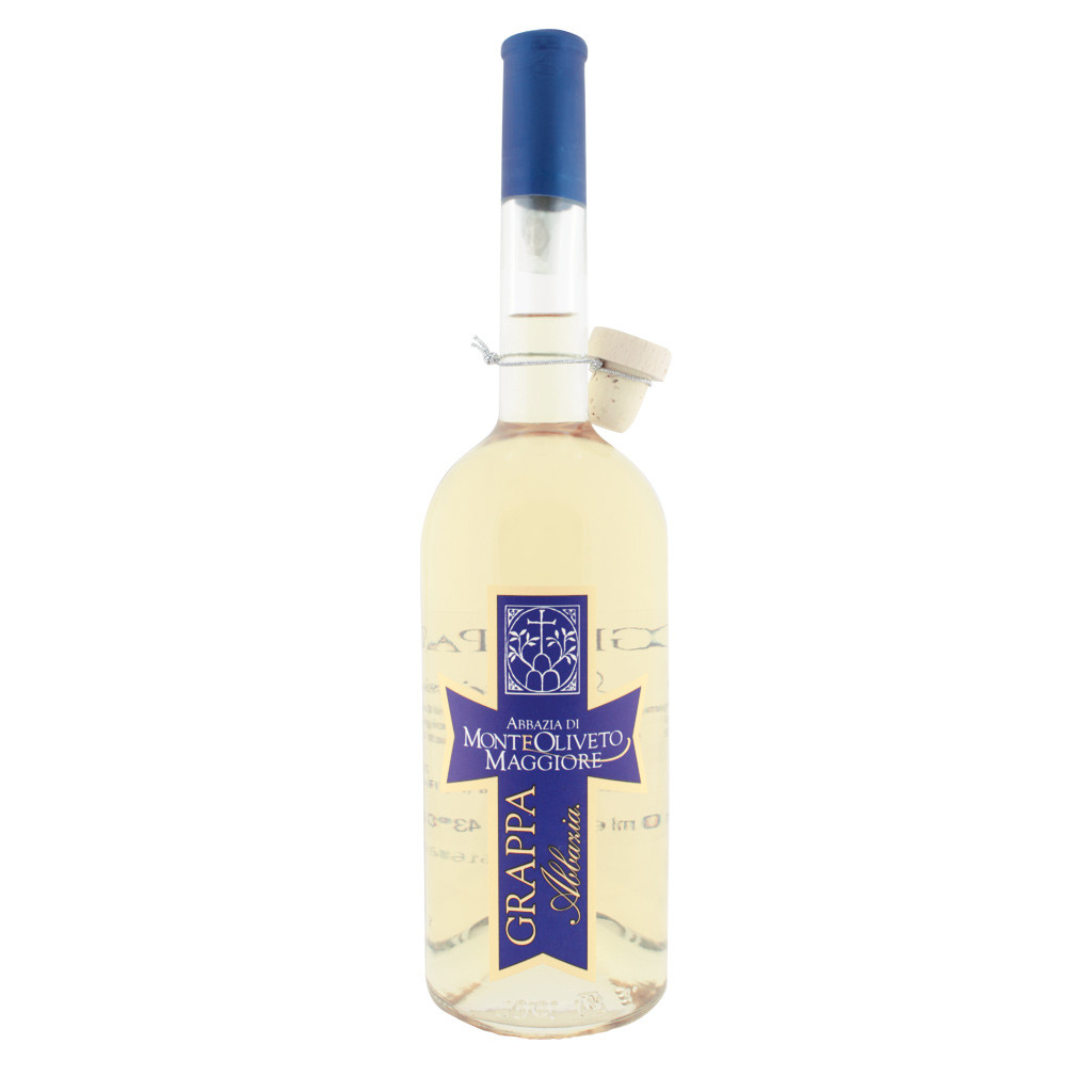 Grappa of the Abbey of Monte Oliveto 70 cl