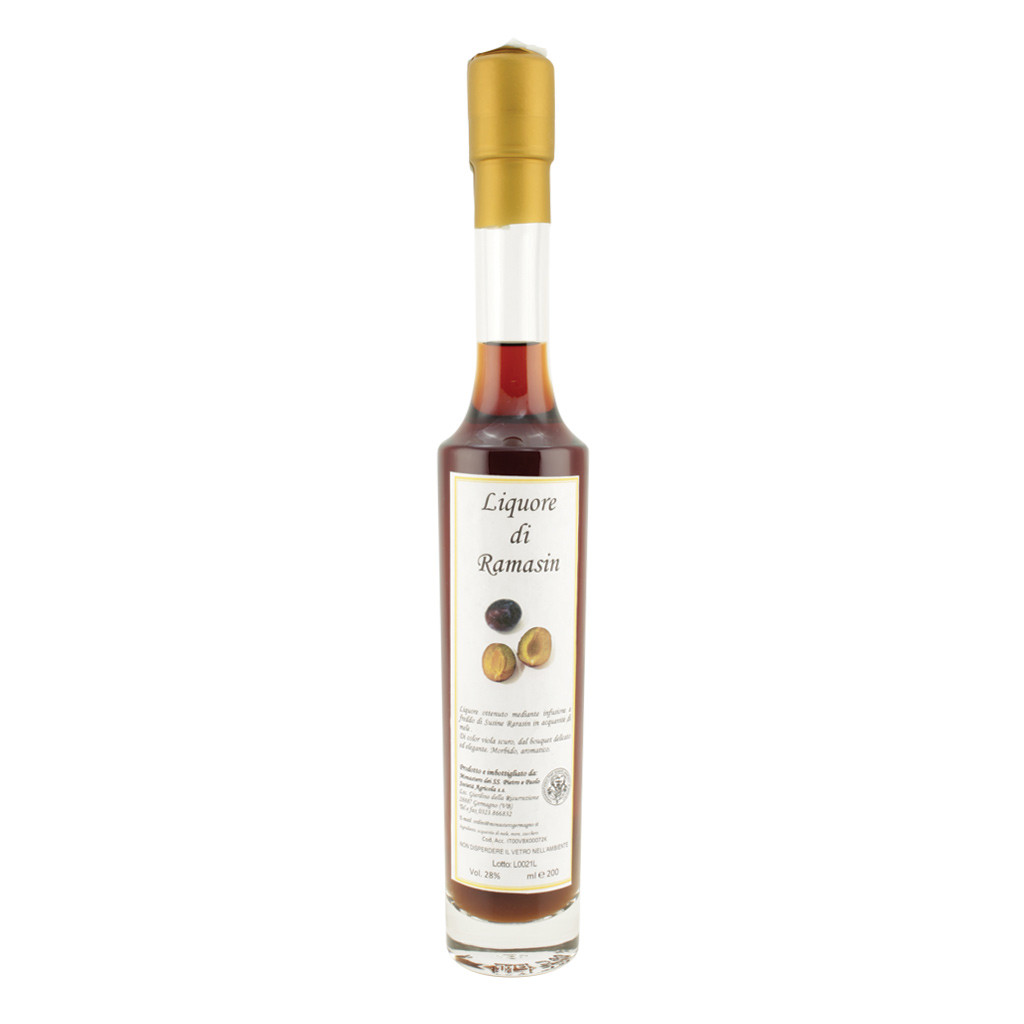 Ramasin Liqueur (Plums) 20 cl
