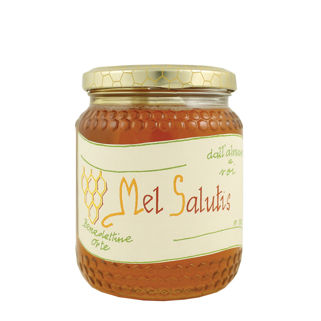 Millefiori honey 500 g