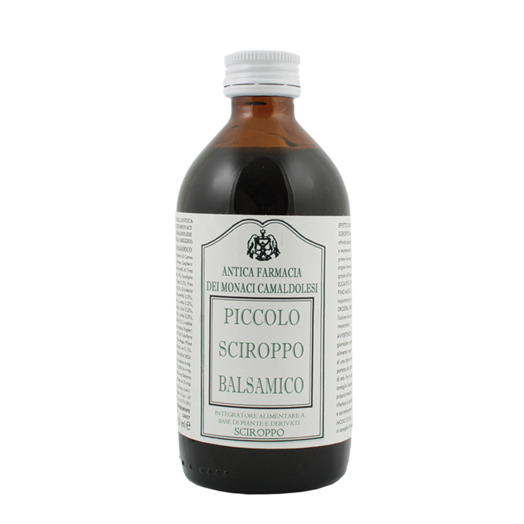 Small Balsamic Syrup 200 ml