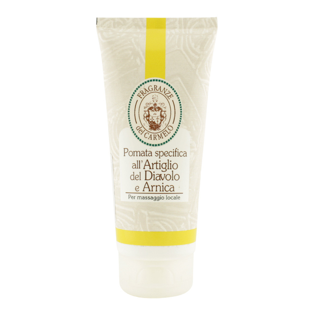 Devil's Claw Ointment and Arnica 100 ml