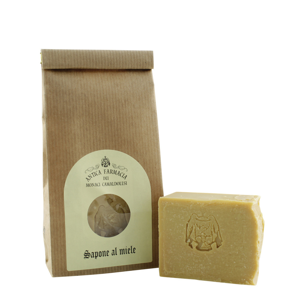 Vegetable soap with honey 125 g