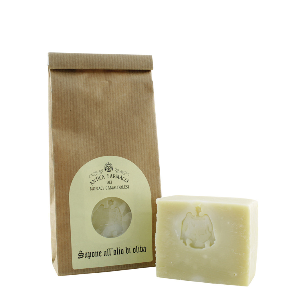 Vegetable soap with olive oil 125 g