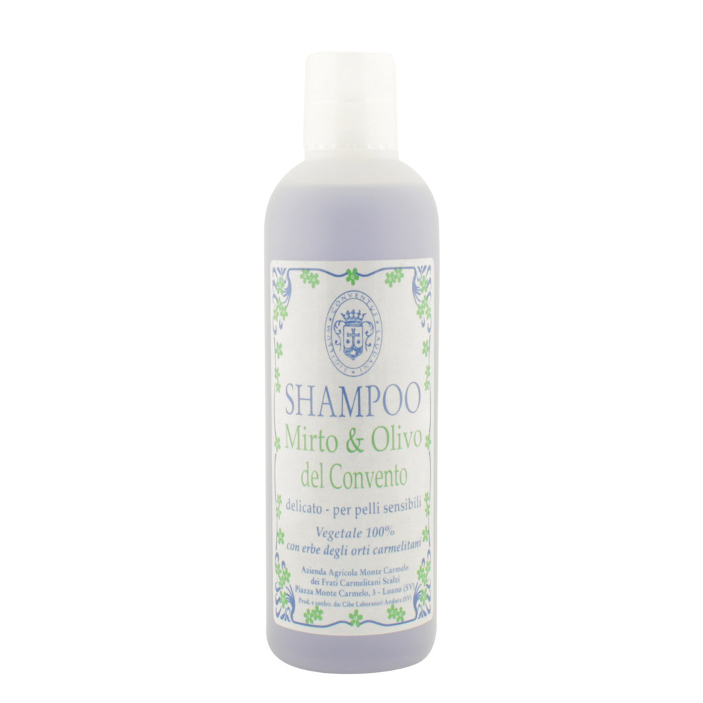Shampoo Myrtle and Olive 250 ml