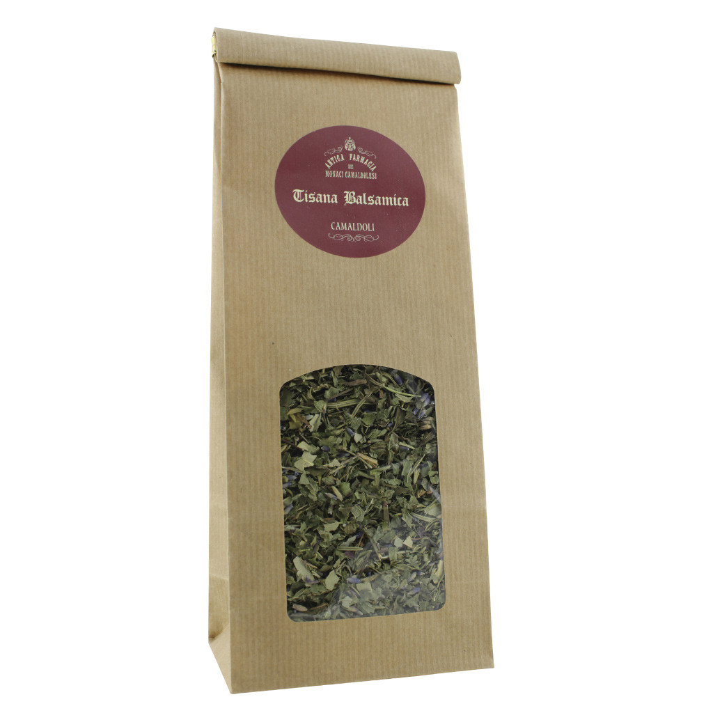 Balsamic Herbal Tea (Expectorant) 70 g