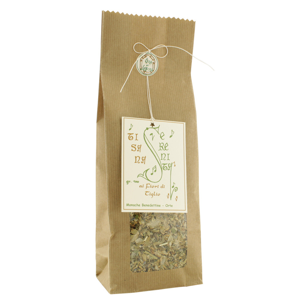 Lime Blossom Serenity Herbal Tea 100 g