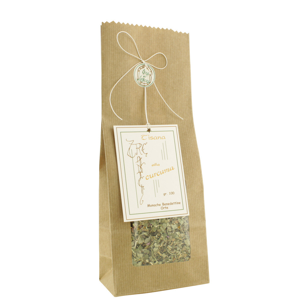 Herbal tea Three Curcuma roots 100 g