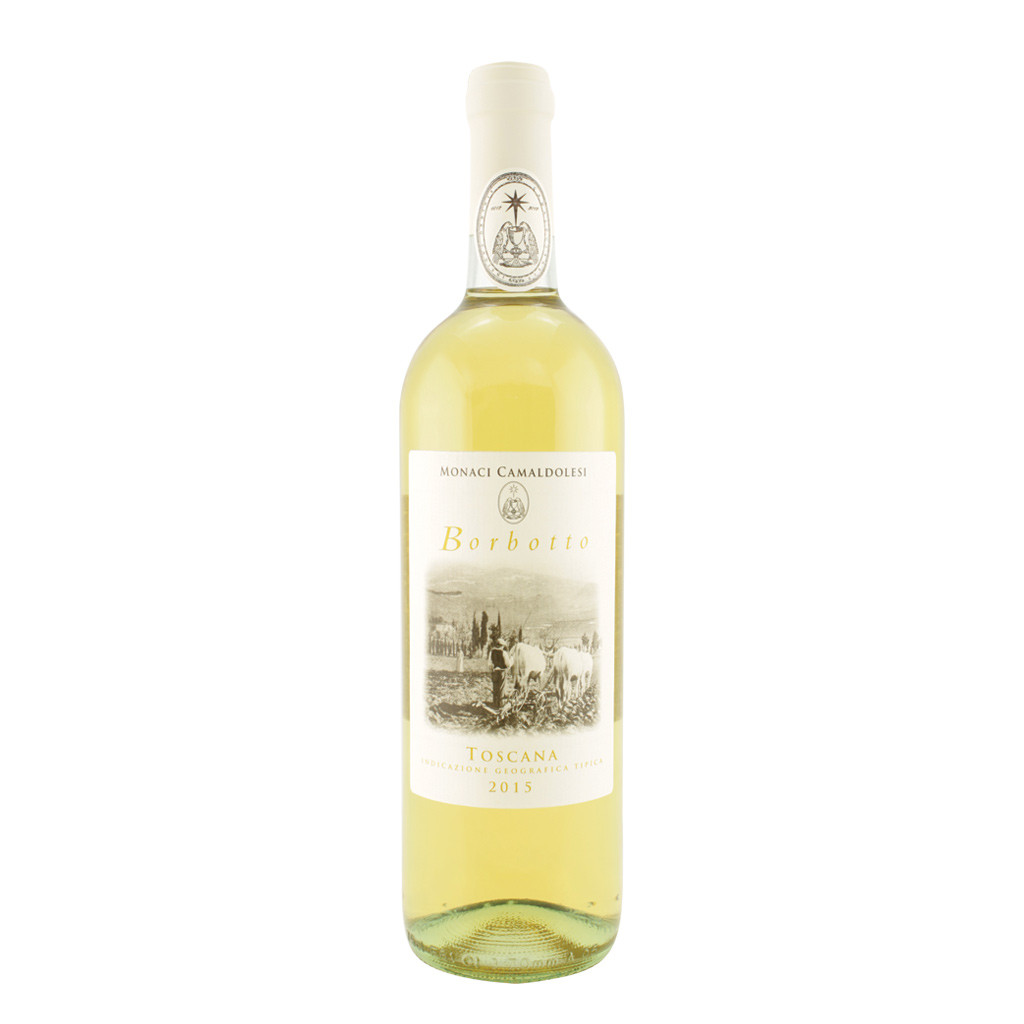 Borbotto White Wine IGT 75 cl