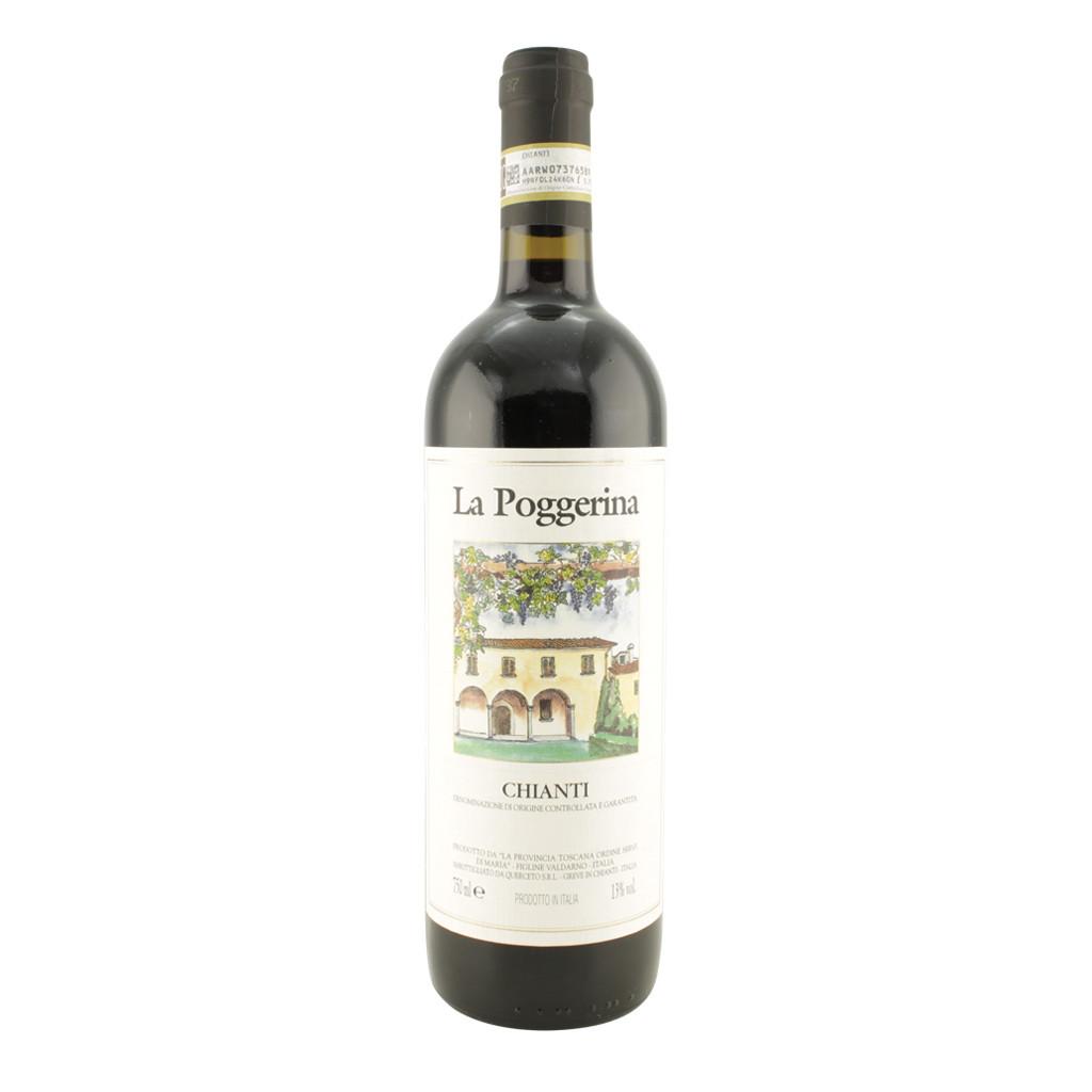 Red wine Chianti Docg La Poggerina 75 cl