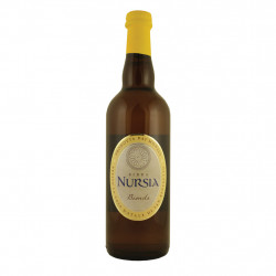 Beer Nursia Blonde 75 cl