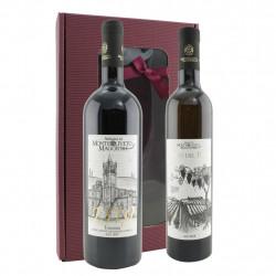 Cantinetta regalo Vini Monte Oliveto (1319 e passito)