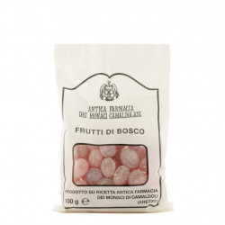 Mixed Forest Fruit Candies 100 g