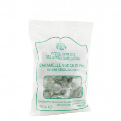 Pine Drops Sugar Free Candies 100 g