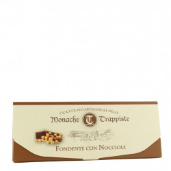 Tablet Dark Chocolate with Hazelnuts 150 g