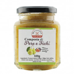 Compote of Pears and Figs 320g