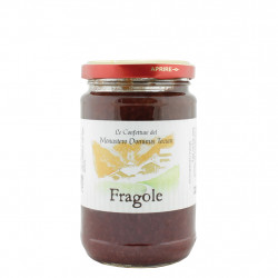 Strawberry jam 320 g