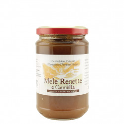 Renette Apple Jam with Cinnamon 320 g