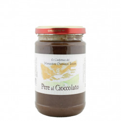 Chocolate Pear Jam 320 g