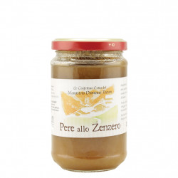 Ginger Pear Jam 320 g