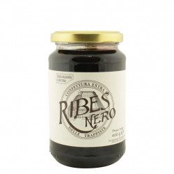 Blackcurrant jam 400 g