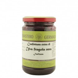 Black Strawberry Grape Jam 330 g