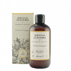 Citrus and Praglia Sage Shower Gel 250 ml