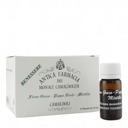 Blueberry, Royal Jelly, Greek Hay 12 vials