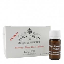 Honey, Royal Jelly, Ginseng 12 vials