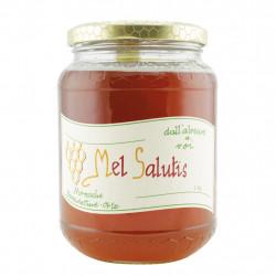 Honey Millefiori Salutis 1 kg