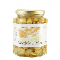 Honey Hazelnuts 320 g