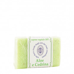 Soap Aloe and Cedar Soap 100 g