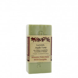 Green Clay Soap 150 g