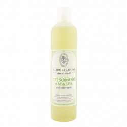 Liquid soap Jasmine and Mallow 300 ml