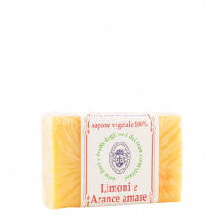 Soap Lemon and Loving Oranges 100 g
