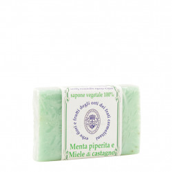 Peppermint Peppermint Soap and Chestnut Honey 100 g