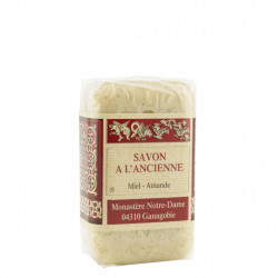 Honey and almond soap 150 g