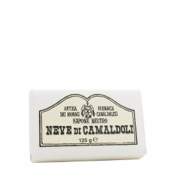 Snow soap from Camaldoli - Neutral 125 g