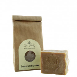Vegetable soap with Red Wine 125 g