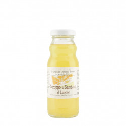 Elderberry Lemon Syrup 190 ml