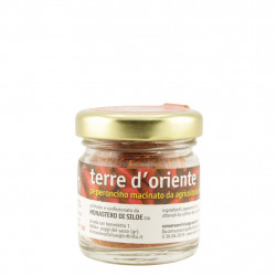 Chilli Pepper Terre d'Oriente by Siloe Bio 15 g