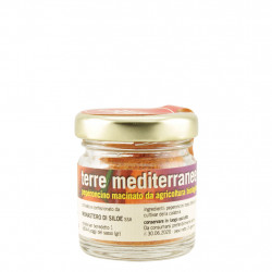 Chilli pepper Terre Mediterranee di Siloe Bio 15 g