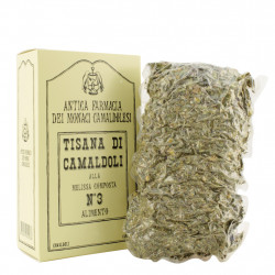 Herbal tea of Camaldoli No. 3 with Melissa composed of 80 g