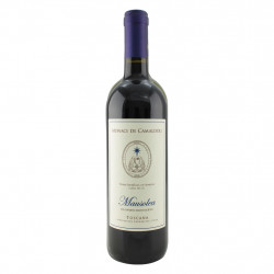 Mausolea red wine (without sulphites) 75 cl