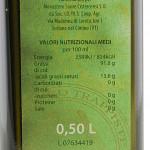 Olio d'Oliva di Vitorchiano | Olio Extravergine delle Monache valori nutrizionali