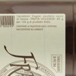 Confettura di Fragole Trappiste di Vitorchiano ingredienti