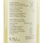 Succo di Mela e Pera (Apfel und Birne) Abbazia di Novacella etichetta