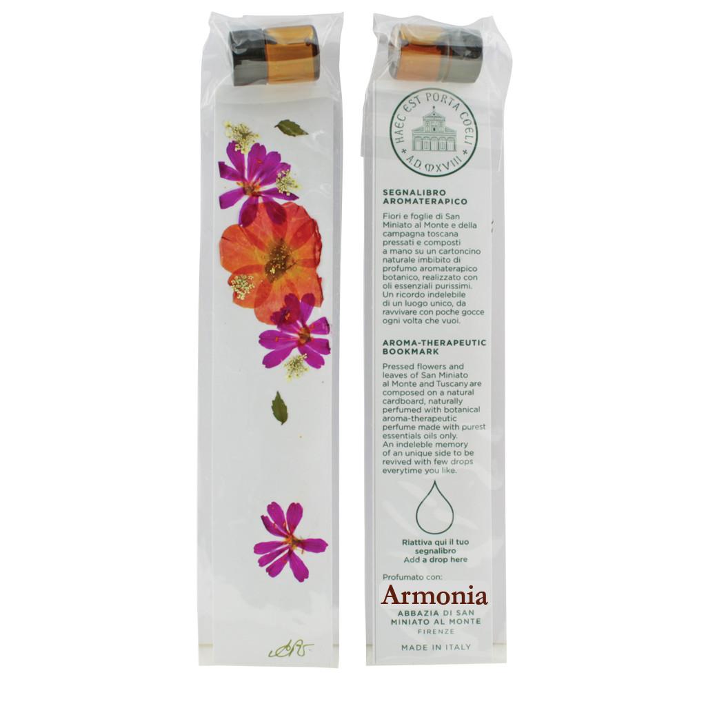 Harmonie - Aromatherapie Lesezeichen