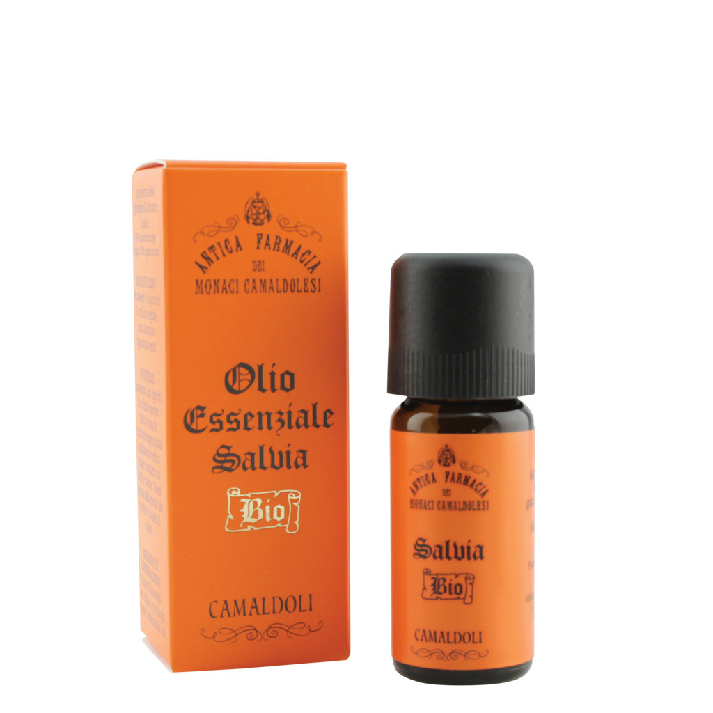 Ätherisches Bio-Salbeiöl 10 ml