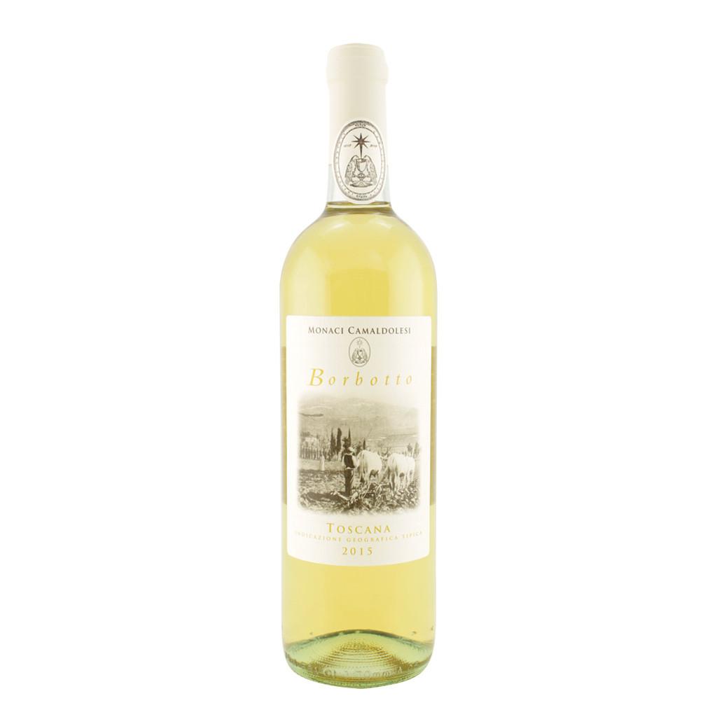 Borbotto-Weißwein IGT 75 cl